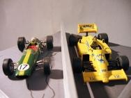 F1 Lotus Ford 25 / Honda 89