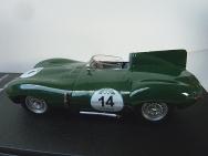 Jaguar Type D - 1954