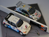 Peugeot 205 GTI / 206 WRC